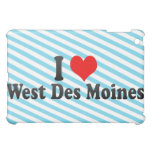 I Love West Des Moines, United States iPad Mini Case