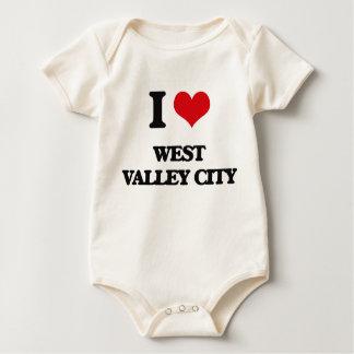 I love West Valley City Baby Bodysuits