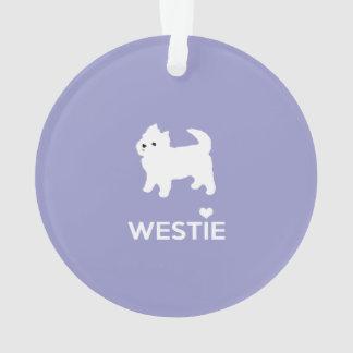 I Love Westie Dogs - West Highland White Terrier