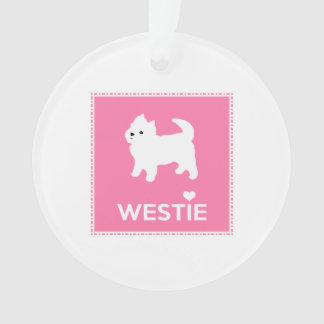 I Love Westies!  West Highland White Terrier