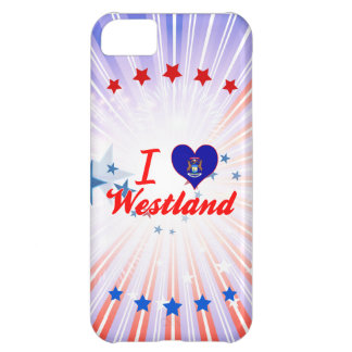 I Love Westland Michigan Cover For iPhone 5C