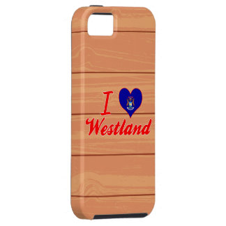 I Love Westland Michigan Cover For iPhone 5/5S