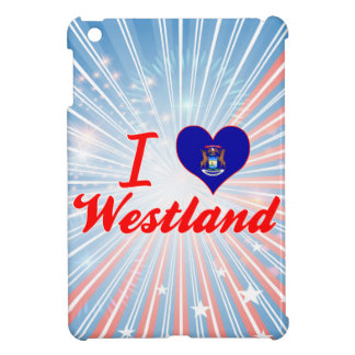 I Love Westland Michigan iPad Mini Case