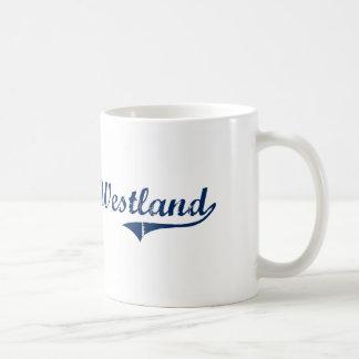 I Love Westland Michigan Coffee Mugs