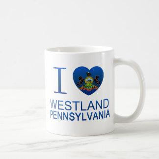 I Love Westland, PA Coffee Mug