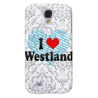 I Love Westland United States Galaxy S4 Cover