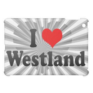 I Love Westland United States iPad Mini Covers