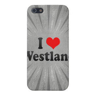 I Love Westland United States Cover For iPhone 5