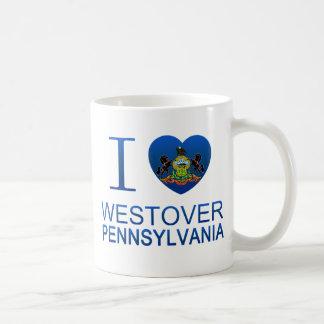 I Love Westover, PA Mugs