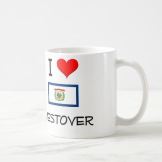 I Love Westover West Virginia Mugs