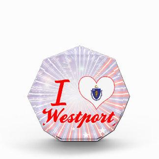 I Love Westport, Massachusetts Award