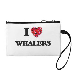 I love Whalers Coin Wallets