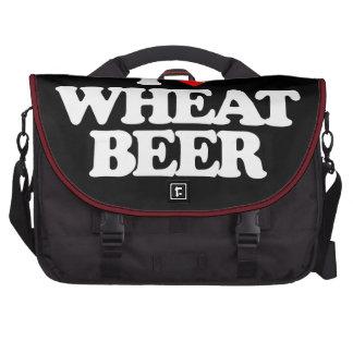 I LOVE WHEAT BEER BAG FOR LAPTOP