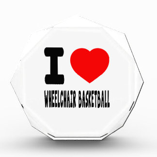 I Love Wheelchair Basketball Awards