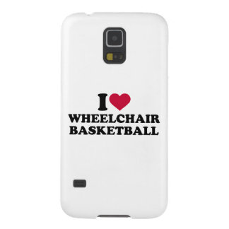 I love wheelchair basketball case for galaxy s5