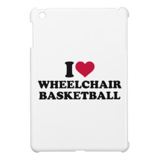 I love wheelchair basketball cover for the iPad mini