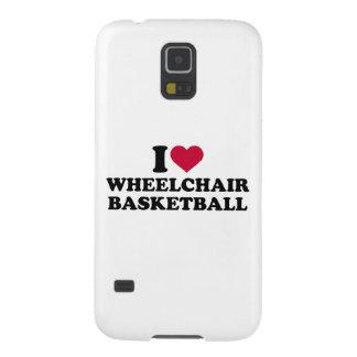I love wheelchair basketball galaxy s5 cover
