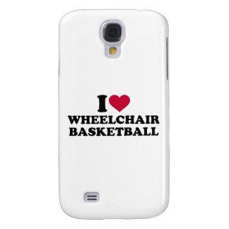 I love wheelchair basketball samsung galaxy s4 case