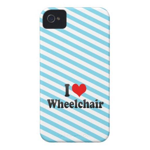 I love Wheelchair Samsung Galaxy S Covers