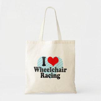 I love Wheelchair Racing Bag