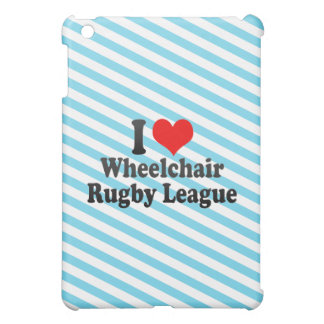 I love Wheelchair Rugby League Case For The iPad Mini