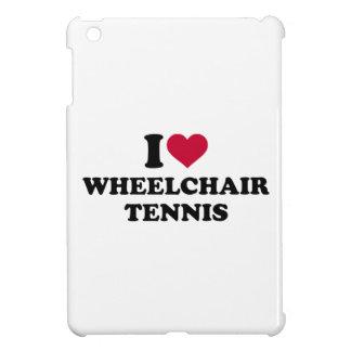 I love wheelchair tennis iPad mini cases