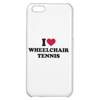 I love wheelchair tennis iPhone 5C covers