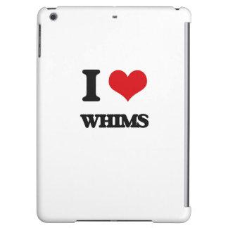 I love Whims iPad Air Cases