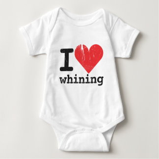 I love whining Infant T Shirt