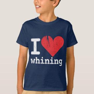 I love whining Kids Dark T-Shirt