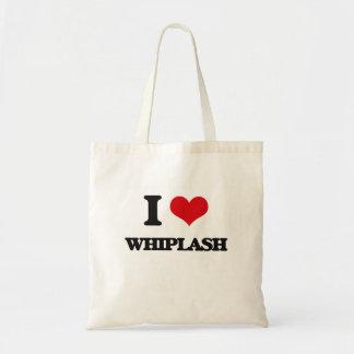 I love Whiplash Budget Tote Bag
