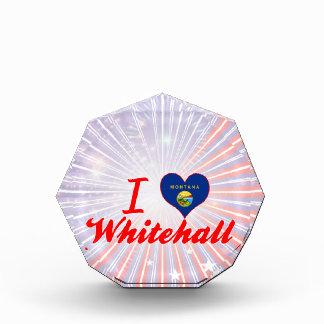 I Love Whitehall, Montana Award