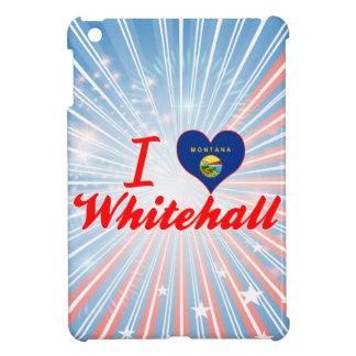 I Love Whitehall, Montana iPad Mini Covers