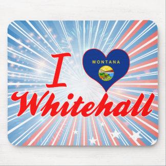I Love Whitehall, Montana Mouse Pads