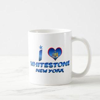 I love Whitestone, New York Coffee Mug