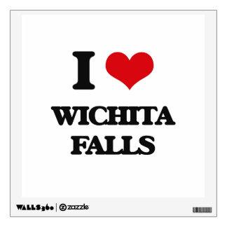 I love Wichita Falls Wall Decor