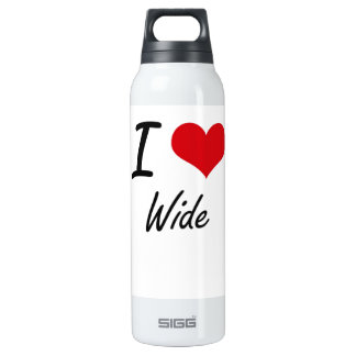 I love Wide 16 Oz Insulated SIGG Thermos Water Bottle