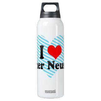 I Love Wiener Neustadt, Austria 16 Oz Insulated SIGG Thermos Water Bottle