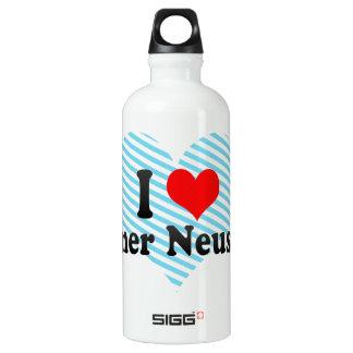 I Love Wiener Neustadt, Austria SIGG Traveler 0.6L Water Bottle