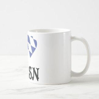 I love wiesn icon coffee mug