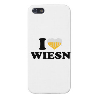 I love Wiesn Oktoberfest Covers For iPhone 5