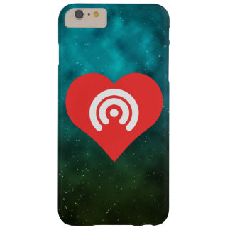 I Love Wifi Access Design Barely There iPhone 6 Plus Case