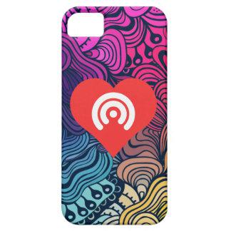 I Love Wifi Access Design iPhone 5 Cover