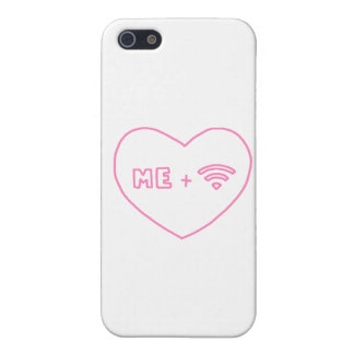 i love wifi iPhone 5/5S cover