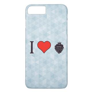 I Love Wild Berries iPhone 8 Plus/7 Plus Case