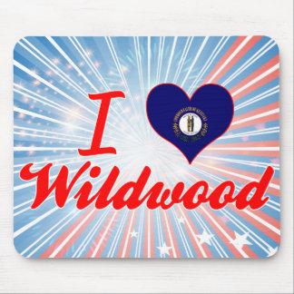 I Love Wildwood, Kentucky Mousepads