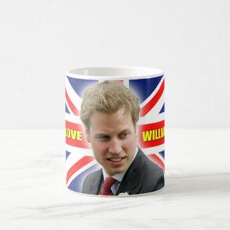 I Love William Mug
