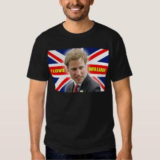 I Love William Shirt