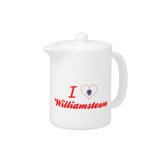 I Love Williamstown, Massachusetts
