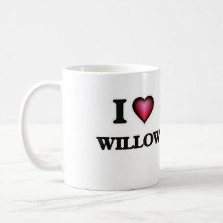 I Love Willow Coffee Mug